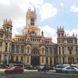 Madrid -- Plaza de Cibeles