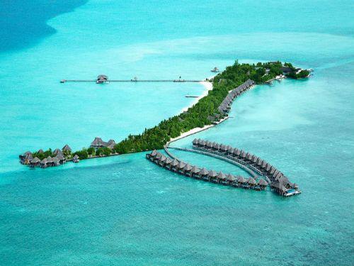 taj exotica resort & spa, malediven
